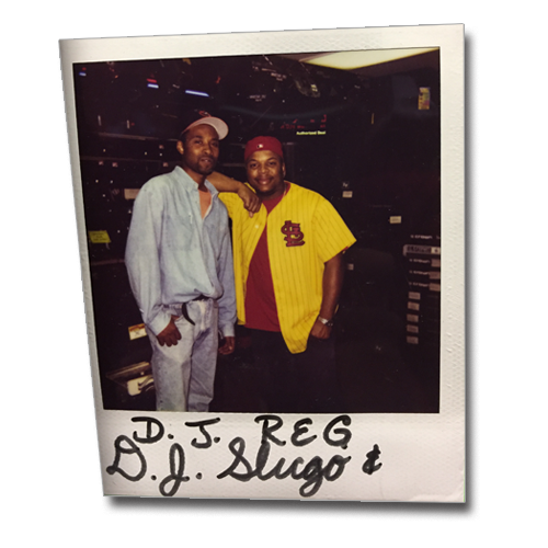 DJ Reg and Slugo